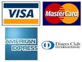取り扱いクレジットカード一覧