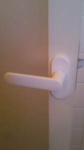 GOAL 浴室ドアノブ6